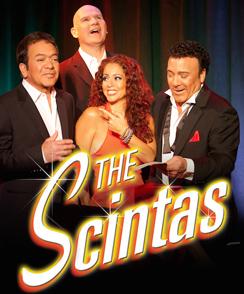 Scintas Las Vegas Show